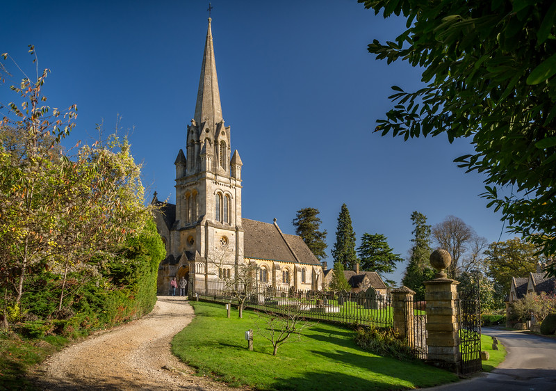 Batsford Parish Church
