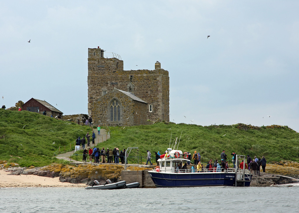 Chapel on Inner farne