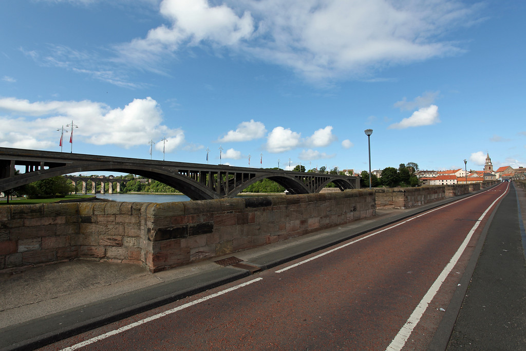 The 3 bridges of Berwick