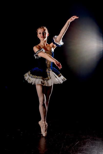 Ballerina, Emily, Mumford Theatre, Cambridge
