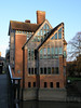 The Jerwood library.
