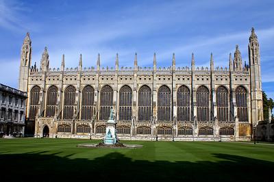 Studying in Cambridge 2007/08
