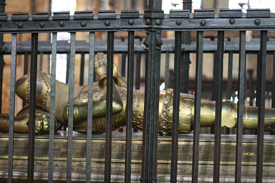 """The Tomb of Edward Plantagenet - """"The Black Prince"""", 1330-1376"""