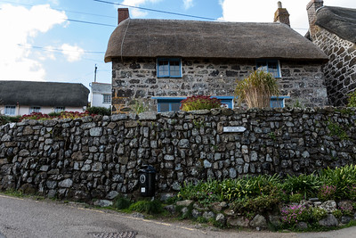 Thatched Roofs & Stone walls