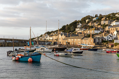Early Morning In Mousehole