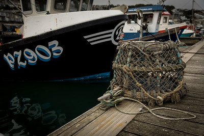 Newlyn Harbour