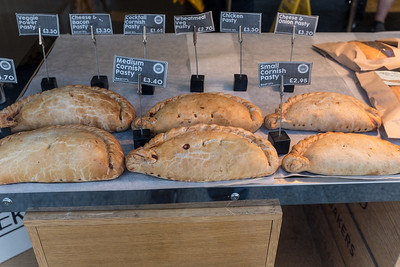 Cornish Pasties!