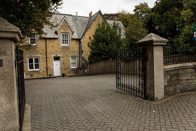 Houses Along Falmouth Road