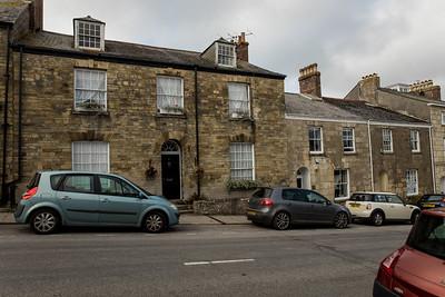 Houses Along Lemon Street