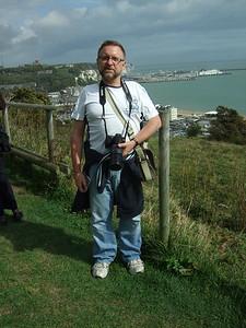 Overlooking Dover