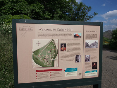 Welcome To Calton Hill