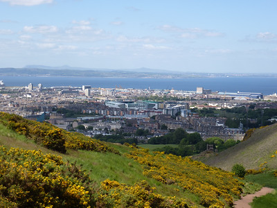 The View of Edinburgh So Far