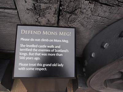 Mons Meg Canon