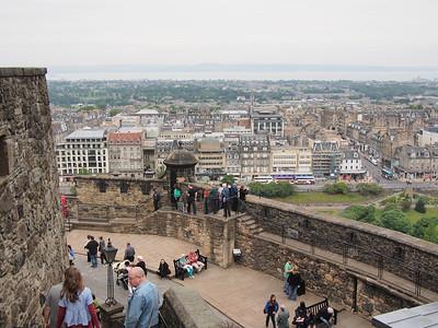 A View Of Edinburgh