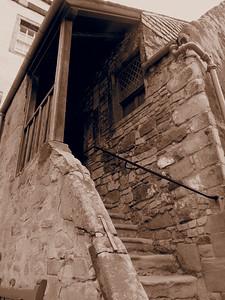 Edinburgh Stairwell