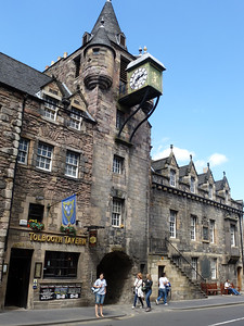 The Canongate Tolbooth