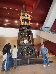 The Millennium Clock Tower