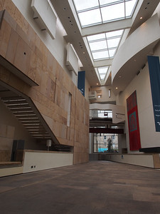 Foyer, National Museum of Scotland