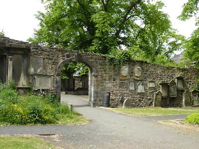 The Flodden Wall