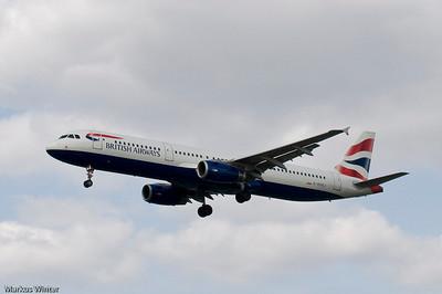 Heathrow Plane Spotting