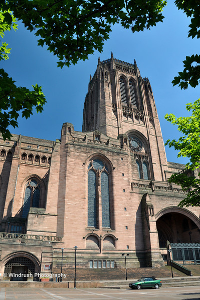 045 Liverpool Anglican Cathedral, Liverpool