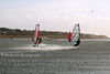 010a Windsurfers at West Kirby, Wirral, UK