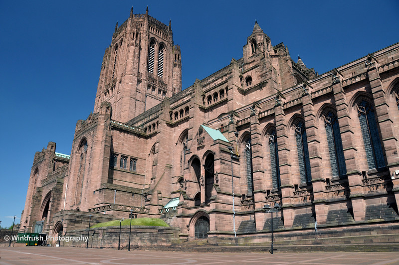 043 Liverpool Anglican Cathedral, Liverpool