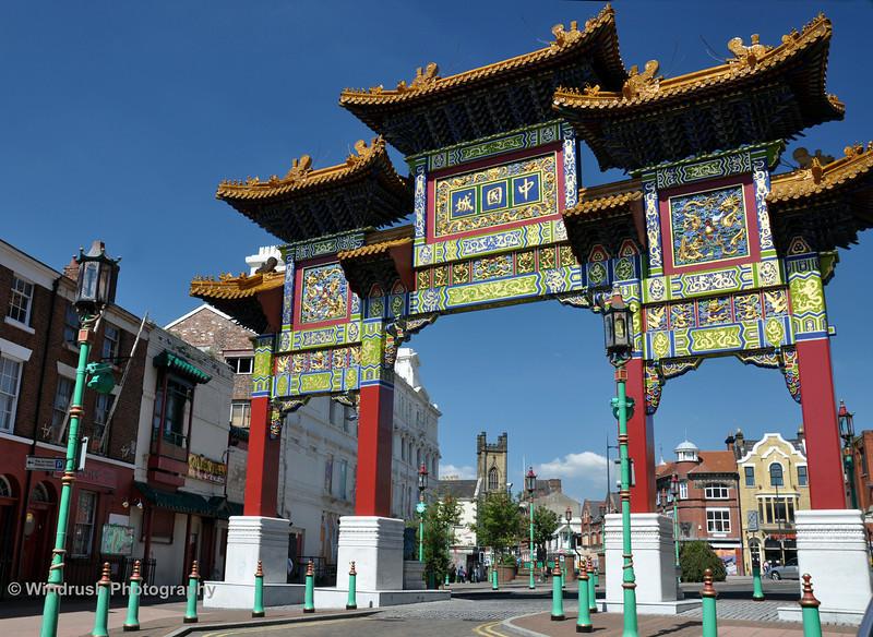 048 Gateway to Chinatown, Liverpool