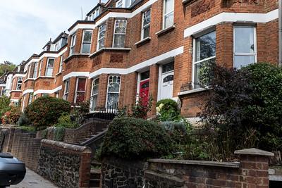Houses On Highgate Hill