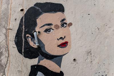 Audrey On Highgate Hill