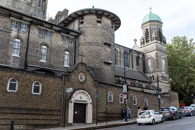St. Joseph's Church, Highgate Hill