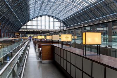 St. Pancras International Station