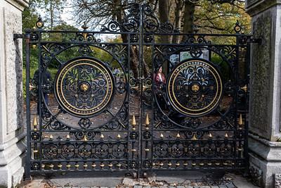 Waterlow Park Gates