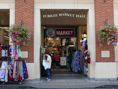 The Jubilee Market Hall