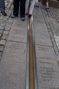 The Greenwich Time Zone Meridian