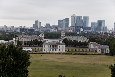City View From The Royal Observatory Hill