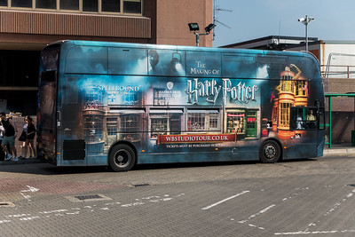 Warner Bros. Bus