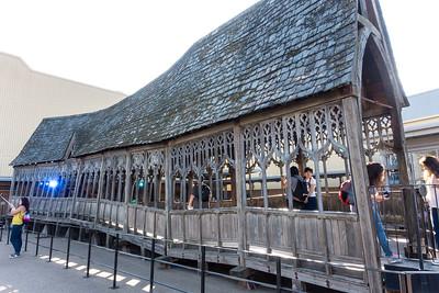 Hogwarts Bridge