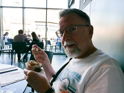 Mmmmm... Butterbeer Ice Cream!