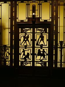 Door At The Museum of London
