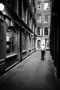 City Of London Laneways