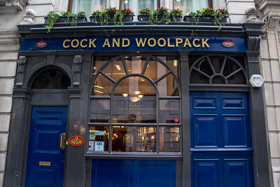 The Cock & Woolpack