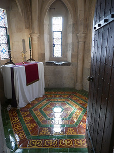 Chapel of The Medieval Palace