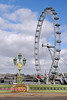 031 London Eye, from Westminster Bridge, London