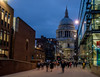 View of St. Paul's Cathedral, London
