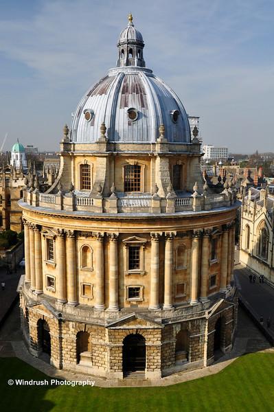 054 Radcliffe Camera, Oxford