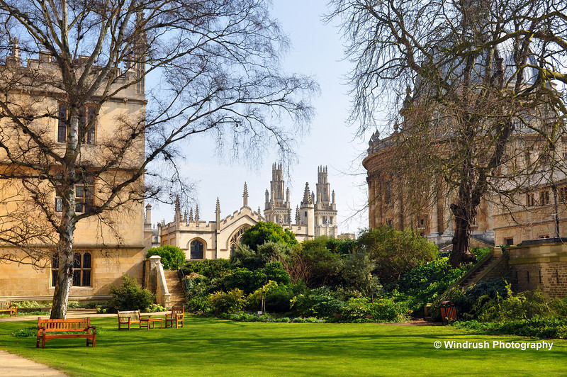 016a Garden, Exeter College, Oxford