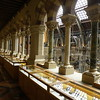 Second floor of Pitt-Rivers Museum, Oxford, UK