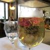 Blossom tea at Chiang Mai