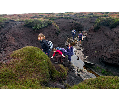 In the middle of Kinderscout